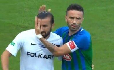 Süper Lig'e damga vuran o an! Erhan'a centilmenlik tebriği var