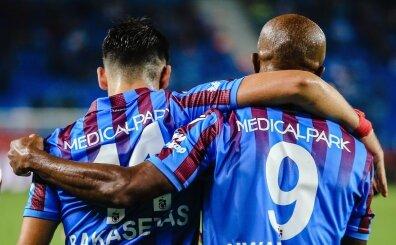 Trabzonspor'un bitirim ikilisi: Bakasetas ve Nwakaeme şov!