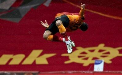 Younes Belhanda golünü attı, Galatasaray'da rekorunu kırdı