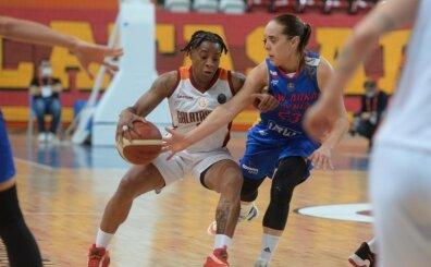 Galatasaray Kadın Basketbol Takımı, EuroLeague'de kazandı!