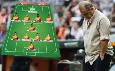 Teknik direktör ol, takımının ilk 11'ini istediğin gibi sen oluştur!