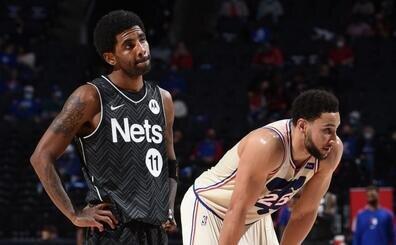 Philadelphia 76ers, Kyrie için henüz Brooklyn'i aramamış!