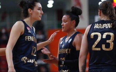 F.Bahçe Safiport, EuroLeague'de deplasmanda istediğini alamadı