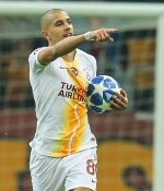 Galatasaray'da Sofiane Feghouli kararı yine değişti