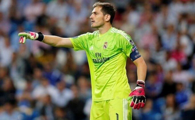 Casillas, resmen Porto'da