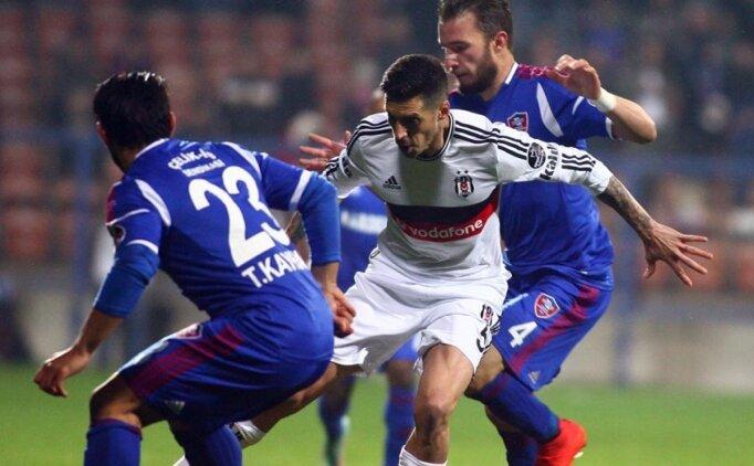 Beşiktaş'ın Karabükspor serisi