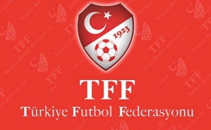 TFF'den Antep ve Bursa'ya şok! Kapatma...