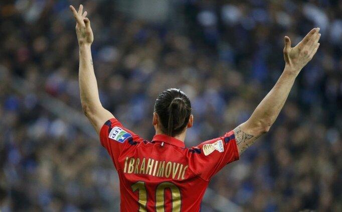 Zlatan Ibrahimovic / Paris Saint-Germain
