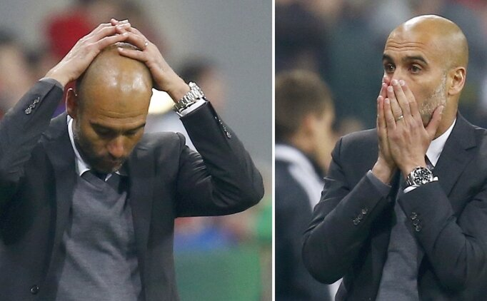 Pep Guardiola / Bayern Münih Teknik Direktörü