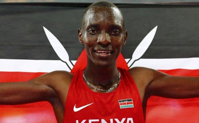 15. Dünya Atletizm Şampiyonasında zirve Kenya'nın