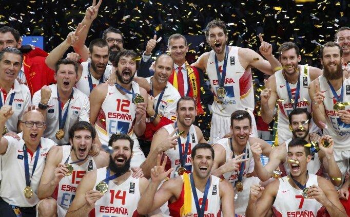 Gasol İspanya'yı sırtına aldı, şampiyon yaptı!