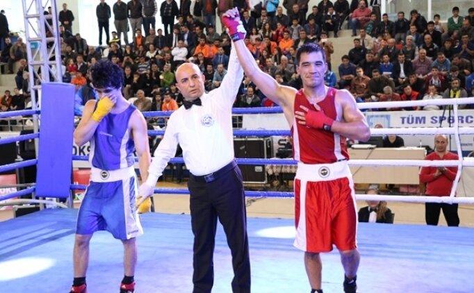 Batuhan Gözgeç Rusya'da şampiyon!