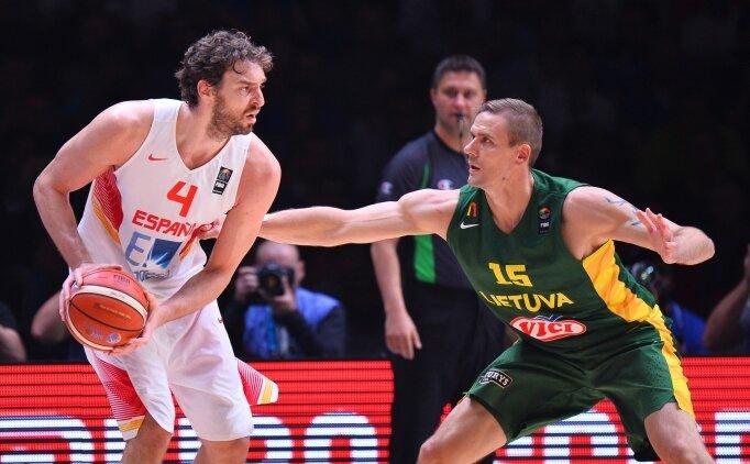 EuroBasket'in MVP'si Gasol!