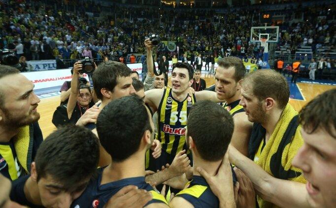 Fenerbahçe seride durumu 2-0 yaptı