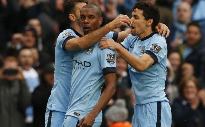 Manchester City sallandı ama yıkılmadı!