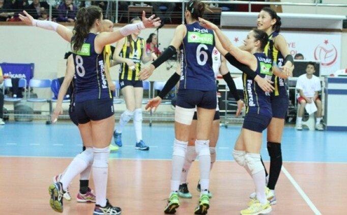 Fenerbahçe lider tamamladı!