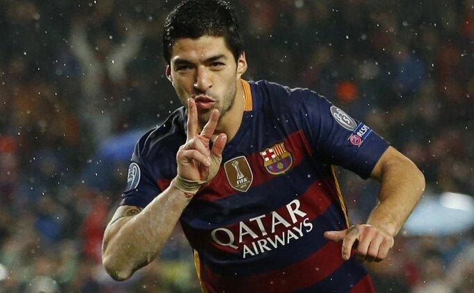 Barça, MSN ile çeyrek finalde!