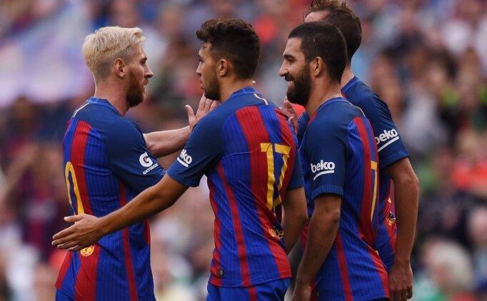 Arda attı, Barça, Celtic'i rahat geçti!