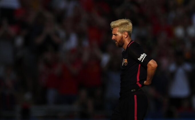 Gamper Kupası'nın sahibi Barcelona!