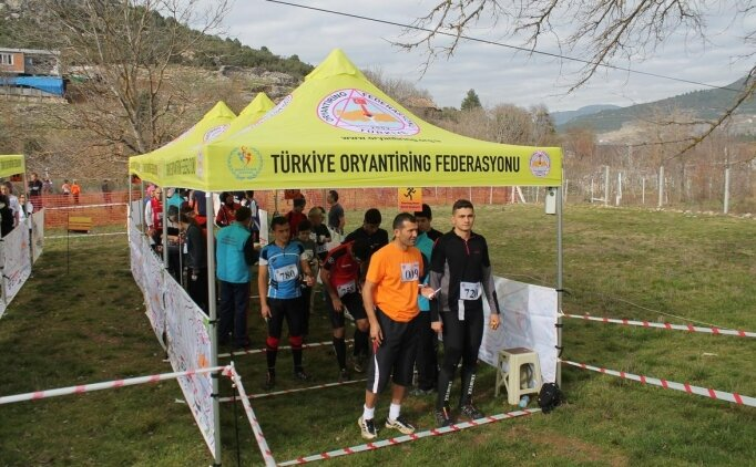 2017 Akdeniz Ülkeleri Oryantiring Şampiyonası Türkiye'de