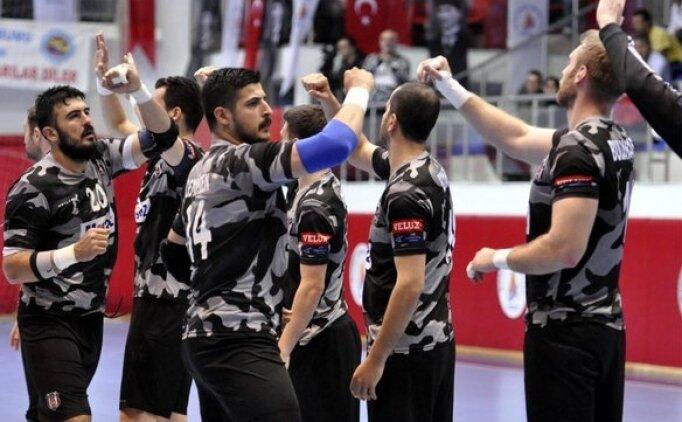 Beşiktaş Mogaz finalde öne geçti
