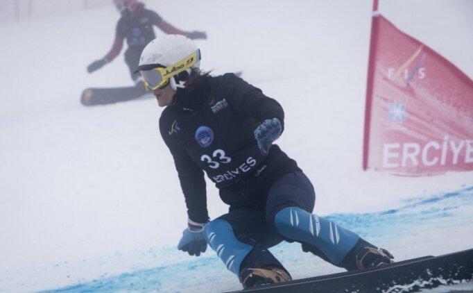 Snowboard Dünya Kupası, 2. kez Erciyes'te