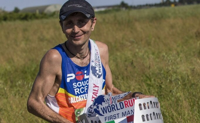 Wings for Life World Run'da rekor kırıldı