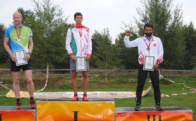 Türkiye, Oryantiring'te madalyalara ambargo koydu