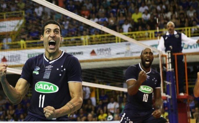 Dünya Kulüpler Şampiyonası'nda zafer Sada Cruzeiro'nun