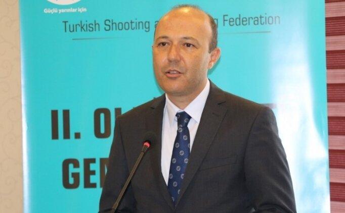 Yeni başkan Ufuk Arman