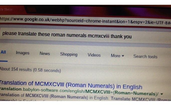 Google'dan Zarif Teyzeye Teşekkür