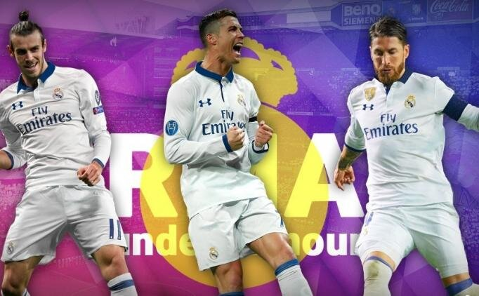 Real Madrid'e forma sponsorluğu için çılgın teklif!