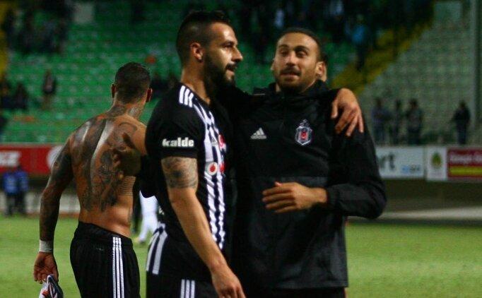 MAÇ ÖZETİ Alanyaspor Beşiktaş maçı golleri, pozisyonları