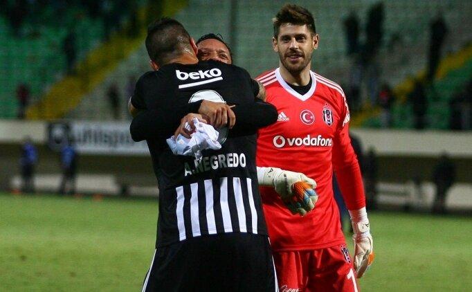 (beİN Sports) Alanyaspor Beşiktaş maçı geniş özeti, detayları