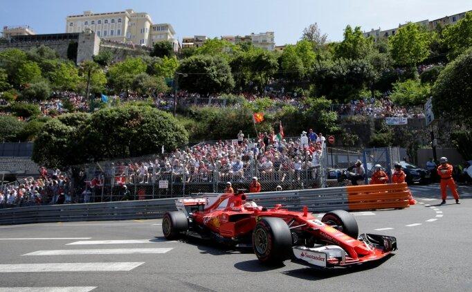 Monaco GP'sini Vettel kazandı! 16 yıl sonra bir ilk...