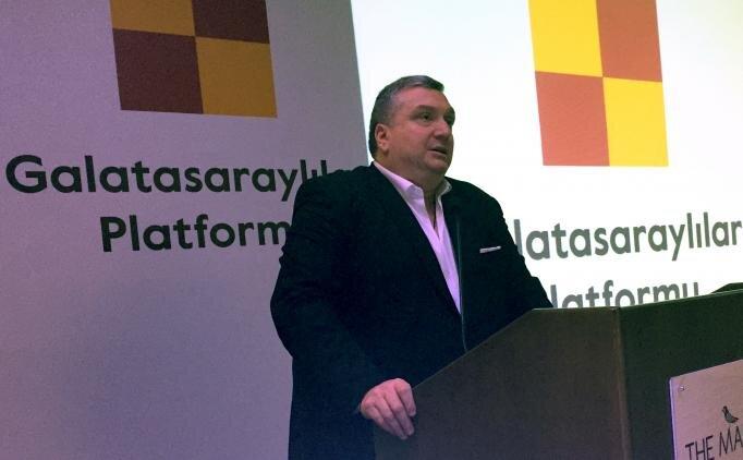 Galatasaraylılar Platformu, ilk toplantısını yaptı
