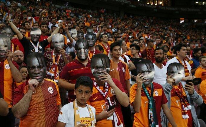 Galatasaray 40 bine yaklaştı