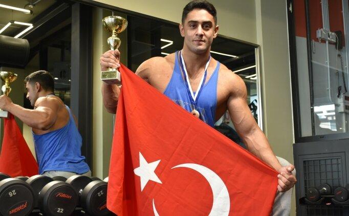 Türk asıllı Lübnanlı sporcunun hedefi: Türkiye'yi temsil etmek