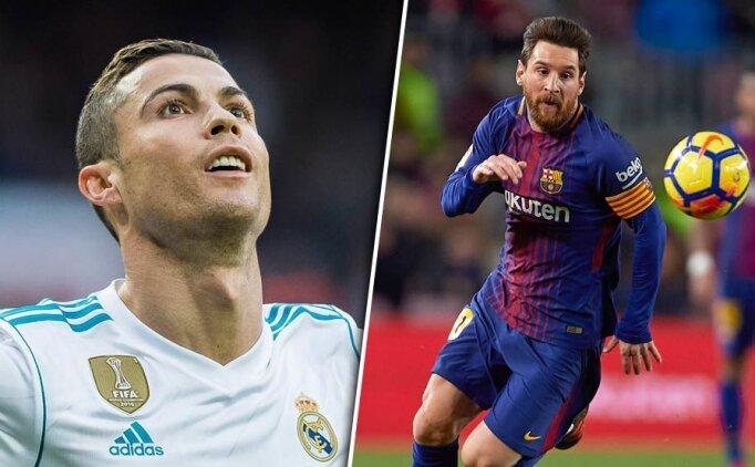 1,5 milyar euroluk maç; Real Madrid - Barcelona