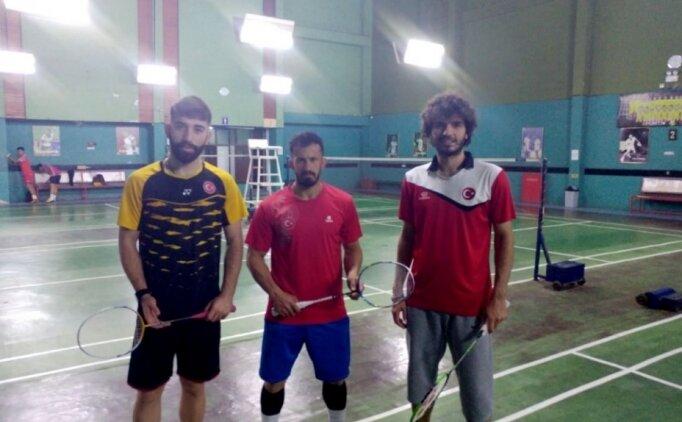 Badmintoncular 2020 Tokyo'ya hazırlanıyor