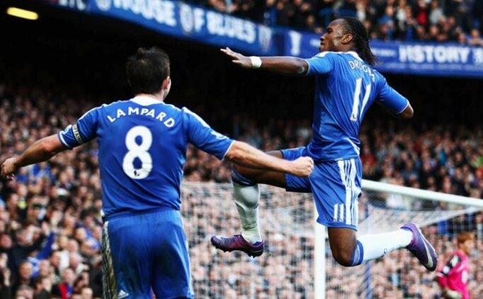Lampard: ''Didier Drogba hayvan gibiydi!''