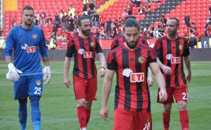 Eskişehirspor'un 32 milyon liraya ihtiyacı var