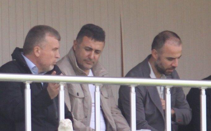 Konyaspor'da sportif direktör Bülent Akın oldu