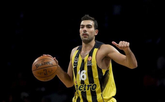 Fenerbahçe'de Sloukas'tan ayrılık itirafı
