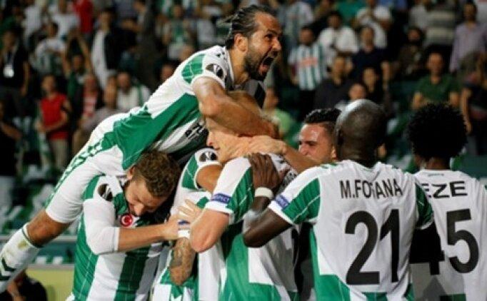 Konyaspor, Batman Petrolspor'u 3 golle geçti!