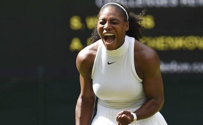 Serena Williams geri dönüyor!