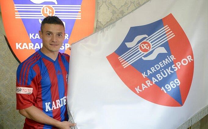 Gabriel Torje, Karabükspor'da
