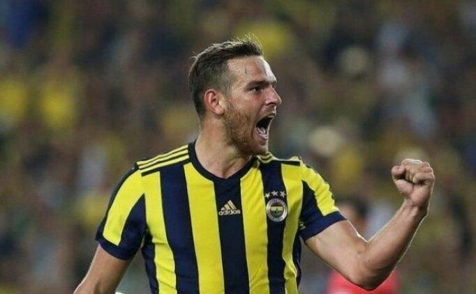 Fenerbahçe'den Janssen için yeni formül!