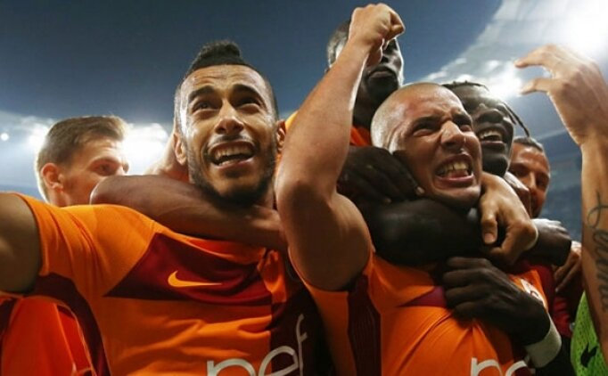 Galatasaray'ın yıldızları elde kaldı!