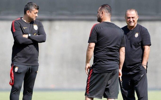 Galatasaray'ın Kayserispor kadrosu ve kulübedeki isimler